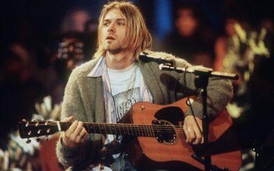 Una guitarra de Kurt Cobain, adjudicada por 6 millones de dólares en una subasta