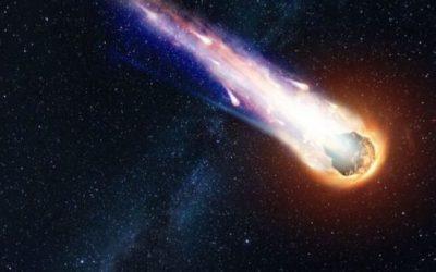 Descubren que un tipo de meteoritos podría haber llevado el agua a la Tierra