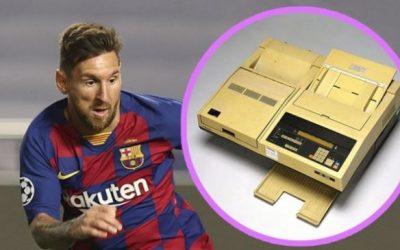 Messi dispara un 1600% las consultas al diccionario para conocer qué es un burofax