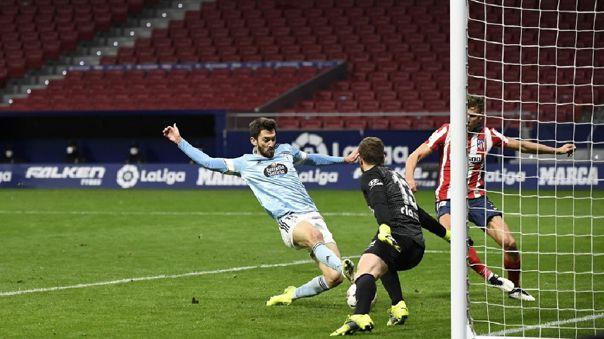 Un gol del Celta impide que una peña de Vigo gane 3 millones en la Quiniela
